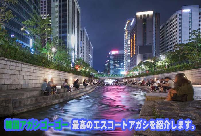 韓国 アガシ エスコートアガシ のソウルの人気風俗「エスコートアガシ」をご存知ですか。